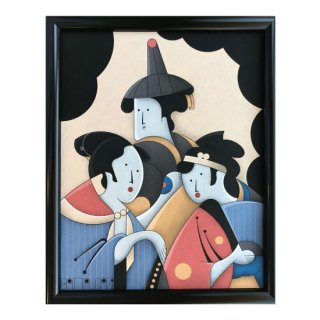 Japanese Trio