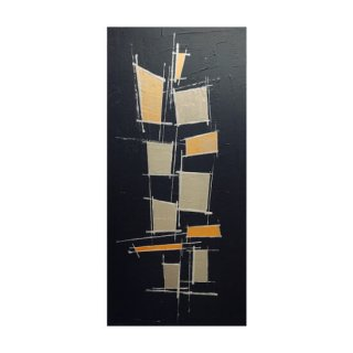 ABSTRACT EXPRESSIONISM SQUARE2(L)