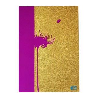 こちらのあちら-彼岸下弦-金に紅紫