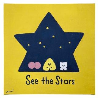 お星と子猫とお乳