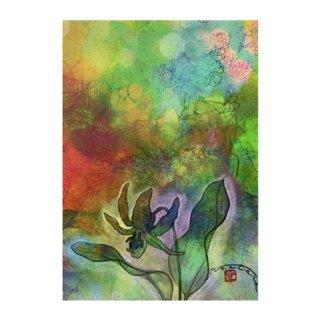 堅香子と四季の花
