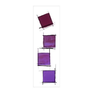 THE RESERVE COLLECTION  PURPLE SQUARE(XL)