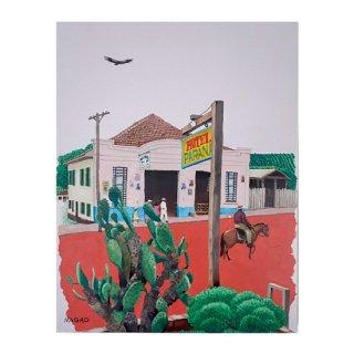 メキシコ_サボテン