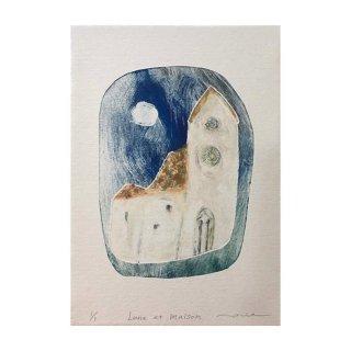 Lune et maison (月と家) (S)