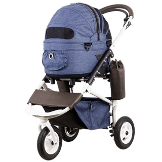 Air Buggy for Dog(エアバギーフォードッグ)DOME2  EARTH BLUE SM