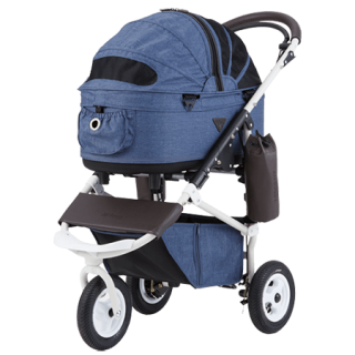 Air Buggy for Dog(エアバギーフォードッグ)DOME2  EARTH BLUE M