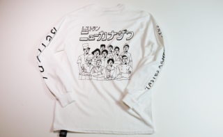 ニューカナザワ 長袖Tシャツ【JOURNAL STANDARDコラボ】