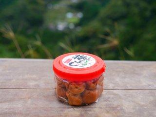 【木の夢ととり】 梅干し 白干大梅(350g)