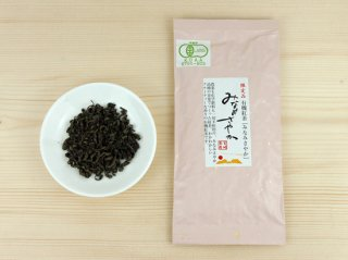 紅茶-みなみさやか セカンド【宮崎県産・有機栽培】50g