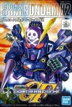 GG63 クロスボーンガンダムX2 GジェネレーションF