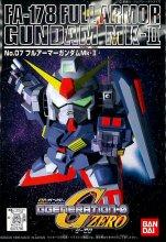 07 フルアーマーガンダムMk-II GジェネレーションZERO
