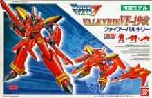 1/100 バルキリー VF-19改 ファイヤーバルキリー