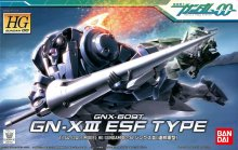 HG 1/144 GN-X III ジンクス� 地球連邦型