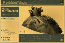 ハセガワ 1/35 シュトラール軍無人ホバー戦車 P.K.H.103 ナッツロッカー