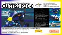 1/48 カーチス R3C-0 非公然水上戦闘機