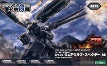1/100 XFA-01 ウェアウルフ・スペクター:RE
