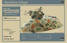 "1/35 P.K.H.103 ナッツロッカー ""カンプグルッペ バルク""【限定生産版】"