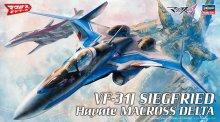 """1/72 VF-31J ジークフリード ハヤテ機 """"マクロスΔ"""""""