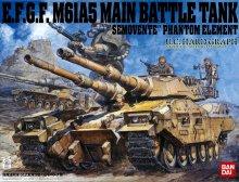 1/35 地球連邦軍 61式戦車5型 セモベンテ隊