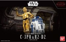 1/12 C-3PO & R2-D2