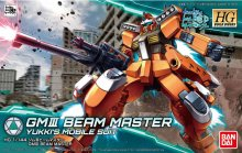 HGBD 1/144 ジムIIIビームマスター