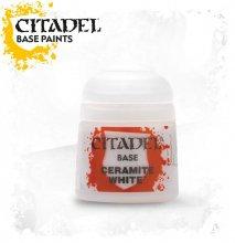 セラマイト・ホワイト Ceramite White Paint-Base CITADEL COLOR