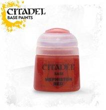 メフィストン・レッド Mephiston Red Paint-Base CITADEL COLOR