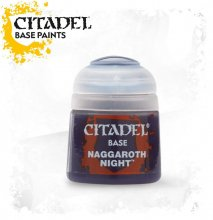 ナーガロス・ナイト Naggaroth Night Paint-Base CITADEL COLOR