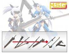サムライマスターソード M.S.G ウェポンユニット R06