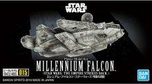 ビークルモデル 015 ミレニアム・ファルコン(スター・ウォーズ/帝国の逆襲)