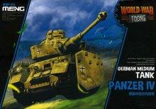 WWT ドイツ中戦車 IV号戦車