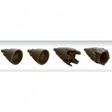 058 1/144 MSバーニア 01 メカニックカラー ビルダーズパーツHD