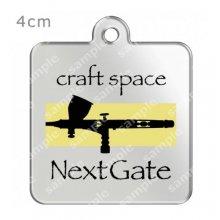 next gate キーホルダー