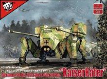 1/35 ドイツ軍ビエラフースラー型特殊歩兵戦車 カイザーキーファー FIST OF WAR