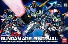 BB戦士 372 ガンダムAGE-3 (ノーマル・フォートレス・オービタル)