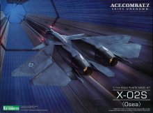 1/144 X-02S〈Osea〉 ACE COMBAT 7: SKIES UNKNOWN