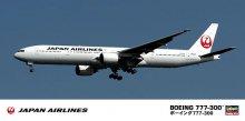 ハセガワ 1/200 日本航空 ボーイング 777-300(新ロゴ)