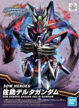 06 佐助デルタガンダム SDW HEROES