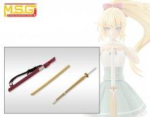 竹刀&木刀 M.S.G ウェポンユニット 46