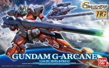 HG 1/144 ガンダム G-アルケイン