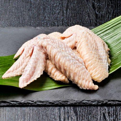 【三つ丸印】黒さつま鶏手羽先の商品画像