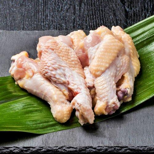 【三つ丸印】黒さつま鶏手羽元の商品画像