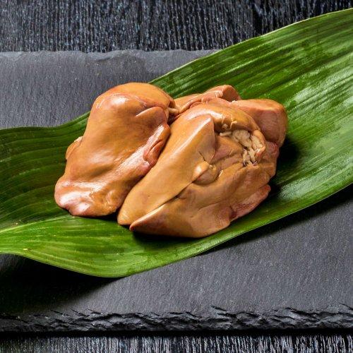 【三つ丸印】黒さつま鶏白肝(冬季限定)の商品画像