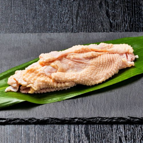 【三つ丸印】黒さつま鶏首皮の商品画像