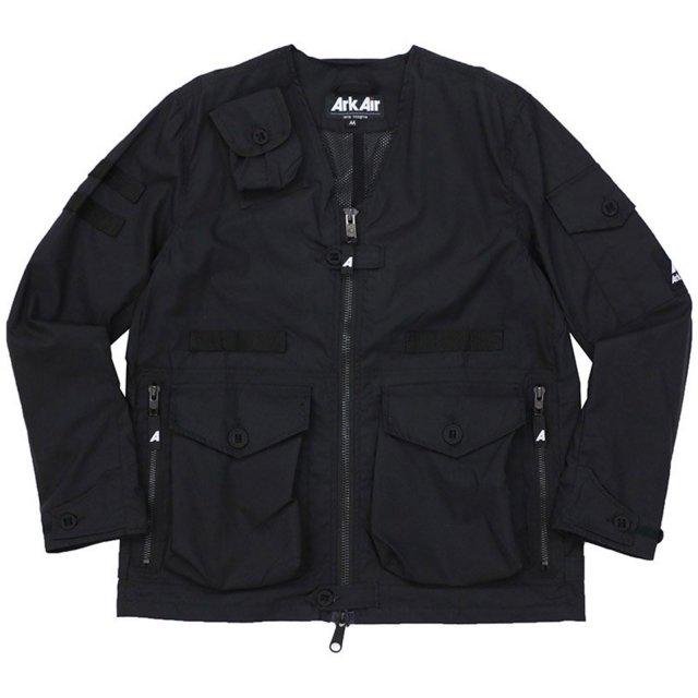 ARK AIR / LIGHTWEIGHT TRAFFIC JACKET BLACK