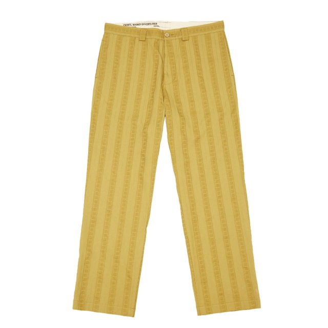 WHIMSY / EMBOSSY CHINOS BEIGE