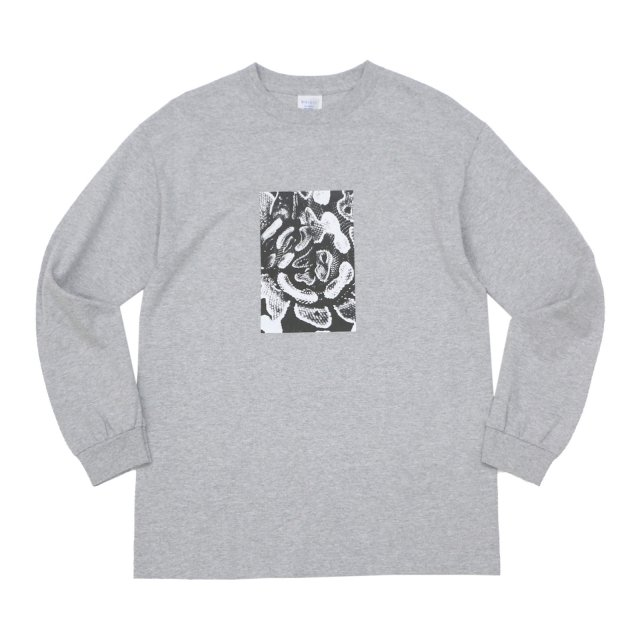 WHIMSY / DACHIO L/S TEE HEATHER GREY