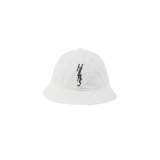 HELAS / SAINT BUCKET HAT WHITE