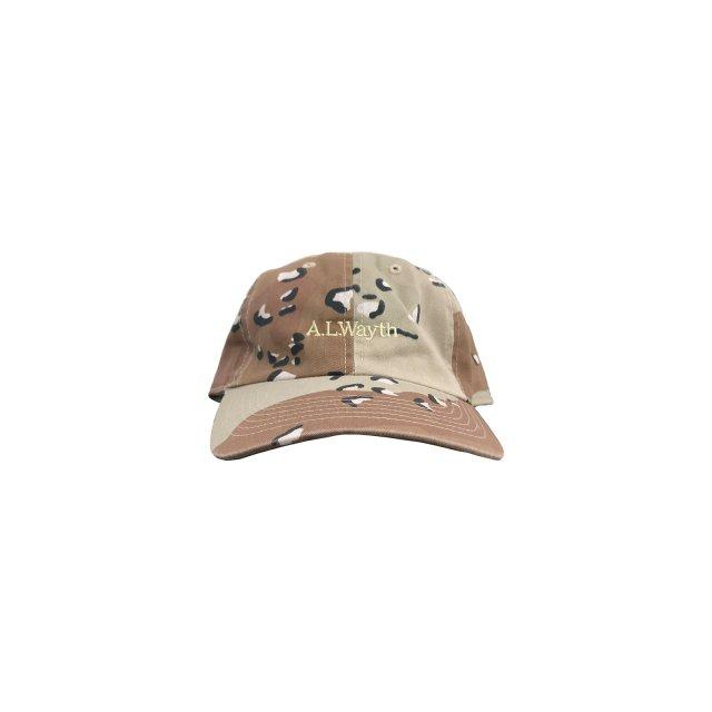 ALWAYTH / A.L.WAYTH CAP DESERT CAMO