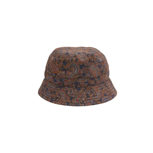 WHIMSY / PAISLEY HAT NAVY